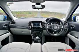 jeep dashboard jeep compass review the compass to take you wherever you want