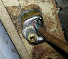 how to remove a faucet from a kitchen sink kitchen faucet replacement terry plumbing remodel diy