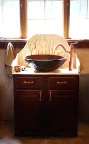 Wrought Iron Bathroom Faucet Sinks Curved Wrought Iron Vessel Stand Front Sink Stands Wrought