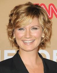 short hairstyles for older women with thick wavy hair 2013 new