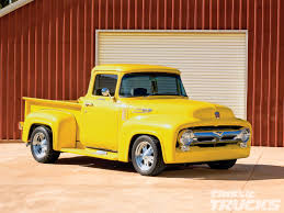 Old Ford Truck Van - 1956 ford f 100 rod network
