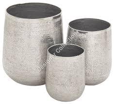 Aluminium Vases Aluminium Flower Vases Aluminium Flower Vases Exporter
