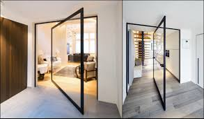 glass door pivot create a true design statement in your home with our innovative