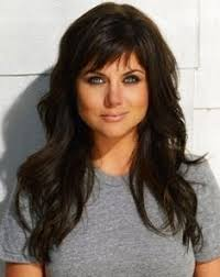 long hair styles photos for chubby how to make long hair more manageable bangs hair style and hair