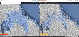 More Sea Level Rise Maps How Will Your City Be Affected By Rising Sea Levels World