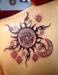 175 stunningly sun tattoos