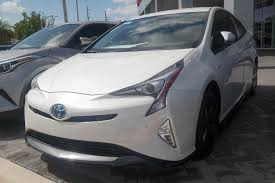 who owns lexus of north miami new 2017 toyota prius four touring hatchback in miami u537295