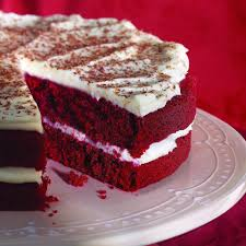 red velvet cake with cream cheese frosting recipe eatingwell