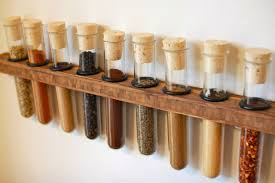 test tube spice rack with pictures