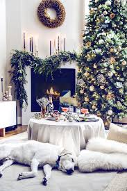 3 Stylish Mantel Displays Sainsbury Great Room Setup Evergreen Garland On Mantel Tall Dark Tapers