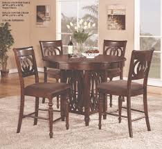 Dining Table Sets For 20 Modern Round Dinning Table Set With 4 Leather Chairs Buy Wooden