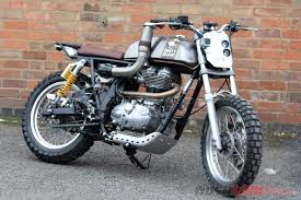 modified bullet royal enfield dirty duck custom motorcycle 35 photos