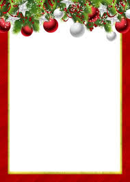 christmas border christmas ornaments backgrounds clip art and more
