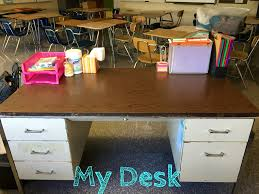 How To Organize My Desk Busy Miss Beebe Desk Tour Mtbosblaugust