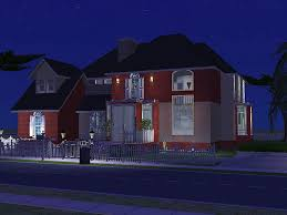 3 story houses mod the sims 13 strawberry lane a two story house with two