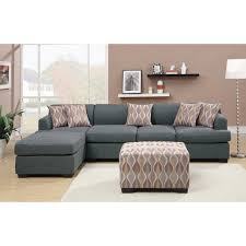 Sofa With Ottoman Chaise by Furniture Sectional Sofa Walmart Sofa With Ottoman Chaise