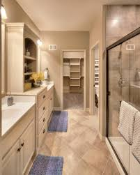 bathroom in the bridgewater floor plan from kansas city new home