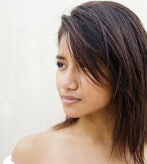 medium layered haircuts for thick hair women medium haircut