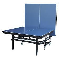 joola signature table tennis table joola signature 25mm table tennis table blue