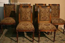 Dining Chair Upholstery Best 25 Recover Dining Chairs Ideas On Pinterest Upholstered Best