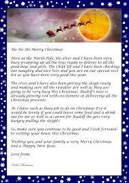 santa letterhead template holidays pinterest letterhead