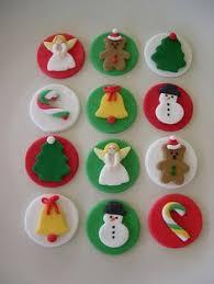 decorazioni natalizie mini cakes pinterest cake cup cakes