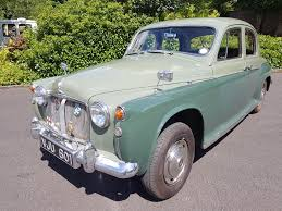 1960 rover 100 p4 mathewsons
