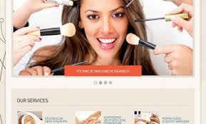 Makeup Artist Websites Website Template U2013 Template Design