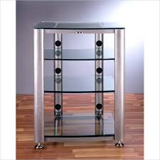 Audio Cabinets With Glass Doors Interior Design White Wall Cabinet Oak Audio Cabinet Audio