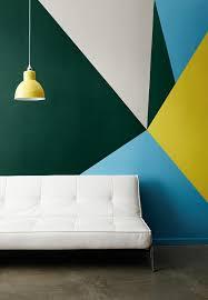 wandgestaltung farbe beispiele moderne wandgestaltung kreative ideen und beispiele