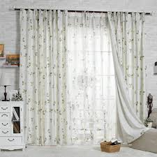 country living room curtains beautiful floral country style living room curtains