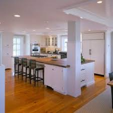 kitchen island posts kitchen island with a post google search home basement