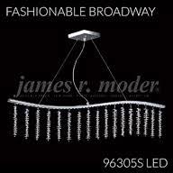 Broadway Linear Crystal Chandelier James R Moder Crystal Chandelier Chandelier Family Index