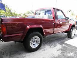 1988 lifted jeep comanche 1988 jeep comanche custom v8 auto for sale in west palm beach fl