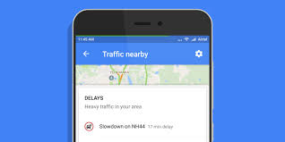 Google Maps Traffic Time Of Day Google Maps For Android Adds A One Tap Shortcut To View Traffic