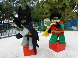 lego batman robin picture legoland florida resort winter