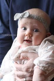 baby bow headbands knit bow baby headband window