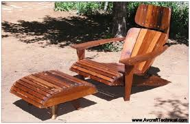 Plans For Outdoor Rocking Chair by The Best Adirondack Chair Woodworking Plans Woodworking Avcraft