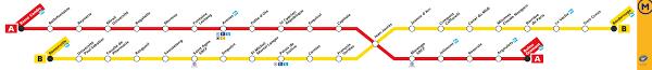 bureau tisseo toulouse métro de toulouse le plan las lignes les horaires les tarifs