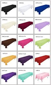 Christmas Table Cloths by Rectangular Table Cloth Polyester Seamless Wedding Party Table