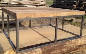 Hardwood Coffee Table Reclaimed Wood Tables