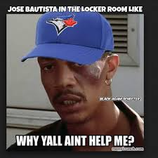 Jose Meme - 29 best memes of jose bautista knocked out by rougned odor sportige