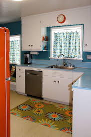 Retro Kitchen Curtains 1950s by Retro Kitchen Curtains Best Curtain 2017