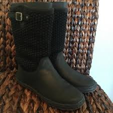 ugg sale black boots ugg sale ugg black lyza boots from stefanie s closet on poshmark