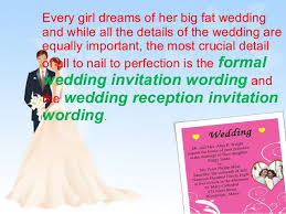 Wedding Reception Invitation Wording Choosing The Perfect Wedding Reception Invitation Wording