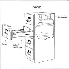 Files For Filing Cabinet How File Cabinet Is Made Material Making Used Parts
