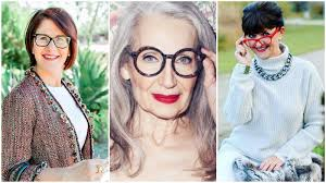 hairstyles for glasses for women in forties eyeglasses to tweak your chic after 40 fabulous after 40