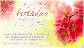 birthday prayers share beautiful blessings