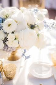 wedding flowers blue and white wedding flowers
