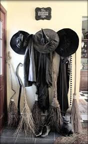 Witch Halloween Decorations Halloween House Decorations Outdoor